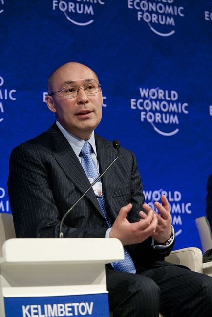 Kairat Kelimbetov, Member of the WAIFC Board of Directors and Governor of the Astana International Financial Centre
