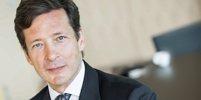 Nicolas Mackel, Member of the WAIFC Board of Directors and CEO of Luxembourg for Finance